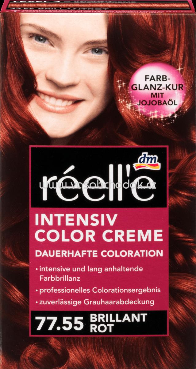 drogerie haarfarbe rot