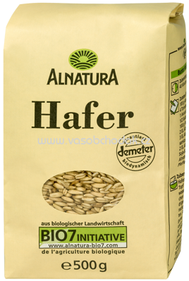 Alnatura Hafer, 500g