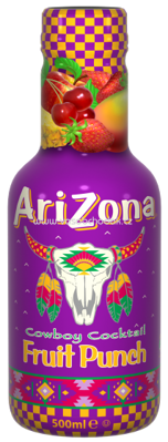 AriZona Ice Tea Fruit Punch, 500 ml