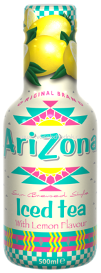 AriZona Ice Tea Lemon, 500 ml
