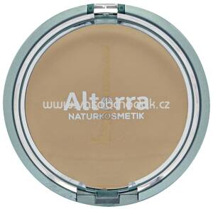 Alterra NATURKOSMETIK Camouflage Make-up 02 Light, 9 g