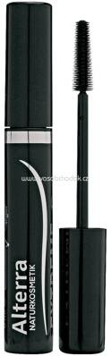 Alterra NATURKOSMETIK Extreme Carbon Black Mascara 01 Black, 8 ml