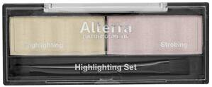 Alterra NATURKOSMETIK Highlighting Set, 1 St
