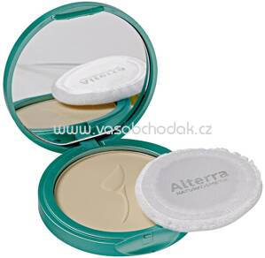 Alterra NATURKOSMETIK Kompaktpuder 01 Light, 10 g