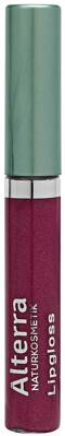 Alterra NATURKOSMETIK Lipgloss 07 Raspberry, 5 ml