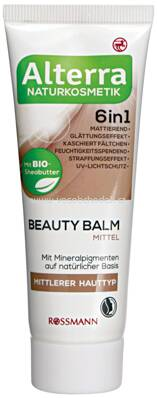 Alterra NATURKOSMETIK 6in1 Beauty Balm Mittel, 50 ml