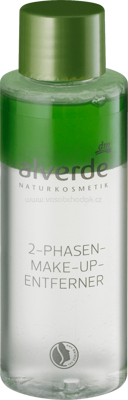 Alverde NATURKOSMETIK 2-Phasen-Make-up Entferner, 100 ml