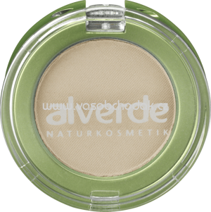 Alverde NATURKOSMETIK Lidschatten All in One champagne 01, 1,7 g