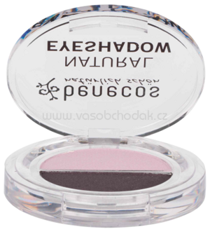 benecos Natural Duo Eyeshadow Fruits, 1 St
