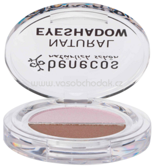 benecos Natural Duo Eyeshadow Noblesse, 1 St