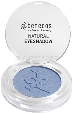 benecos Natural Mono Eyeshadow Forget Me Not, 1 St