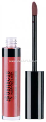 benecos Natural Lipgloss Flamingo, 5 ml