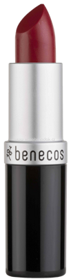 benecos Natural Lipstick Just Red, 4,5g