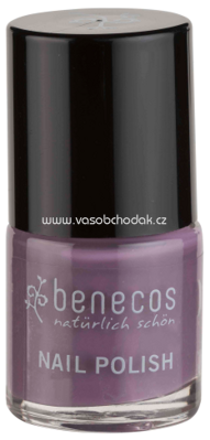 benecos Natural Nagellack French Lavender, 9 ml