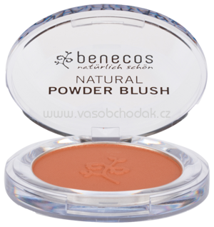 benecos Natural Compact Powder Blush Toasted Toffee, 5,5 g