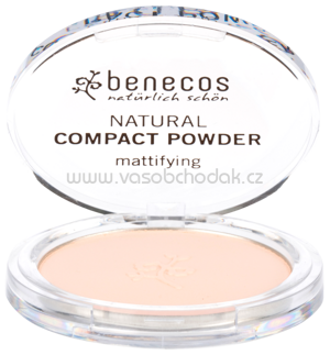 benecos Natural Compact Powder Fair, 9 g