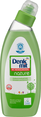 Denkmit WC Reiniger Gel nature, 750 ml