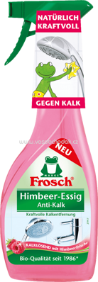 Frosch Himbeer-Essig Anti Kalk, 500 ml