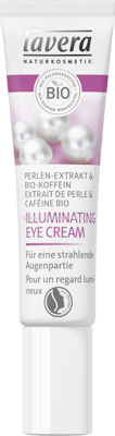 Lavera Augencreme Illuminating, 15 ml