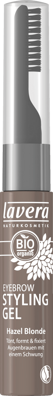 Lavera Eyebrow Styling Gel Hazel Blonde, 9 ml