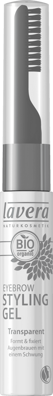 Lavera Eyebrow Styling Gel Transparent, 9 ml