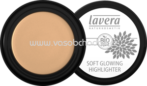 Lavera Soft Glowing Highlighter Golden Shine 03, 4 g