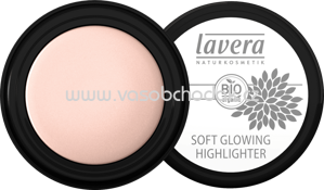 Lavera Soft Glowing Highlighter Shining Pearl 02, 4 g