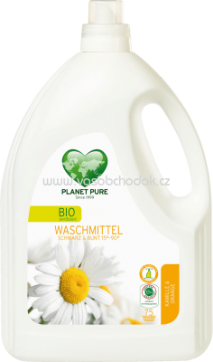 Planet Pure Bio Waschmittel Color & Black Kamille Orange, 75 Wl - ONL