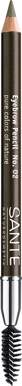 Sante Eyebrow Pencil brown No. 02, 1,4 g