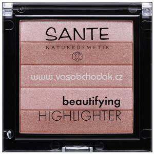 Sante Beautifying Highlighter 01 Nude, 7 g
