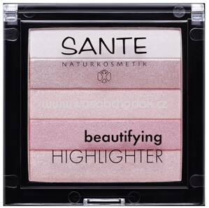 Sante Beautifying Highlighter 02 Rose, 7 g