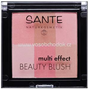 Sante Multi Effect Beauty Blush 01 Coral, 8 g
