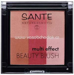 Sante Multi Effect Beauty Blush 02 Cranberry, 8 g
