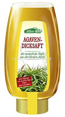 Allos Agavendicksaft 500ml