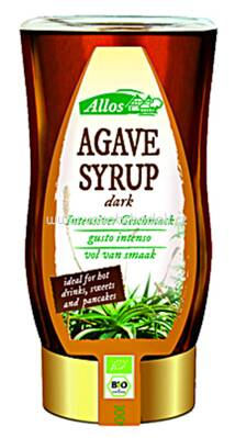 Allos Agavensirup braun in Spenderfl. 250ml
