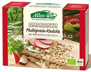 Allos Amaranth Multi Grain Knäcke 250g