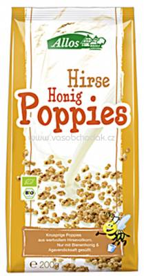 Allos Hirse Honig Poppies 200g