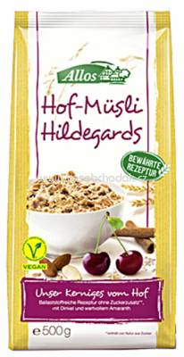Allos Hof-Müsli Hildegards 500g