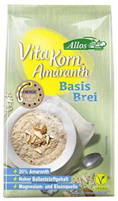 Allos Vita Korn Amaranth Basis Brei 400g