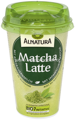 Alnatura Matcha Latte, 230 ml