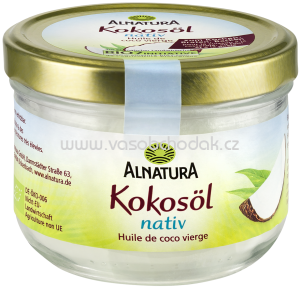 Alnatura Kokosöl nativ, 400 ml