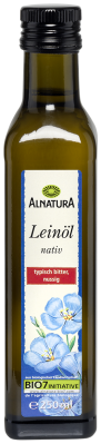 Alnatura Leinöl, 250 ml