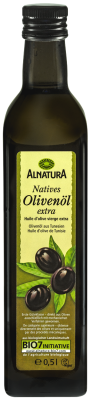 Alnatura Olivenöl nativ extra, 500 ml