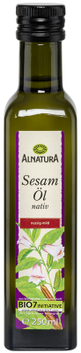 Alnatura Sesamöl nativ, 250 ml