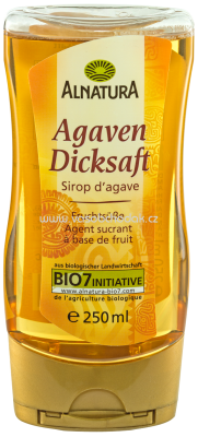 Alnatura Agavendicksaft, 250 ml