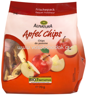 Alnatura Apfel Chips 70, g
