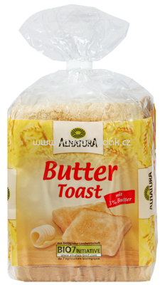 Alnatura Buttertoast 250 g