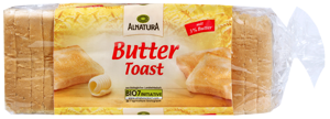 Alnatura Buttertoast 500 g