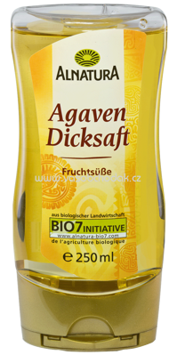 Alnatura Agavendicksaft 250 ml