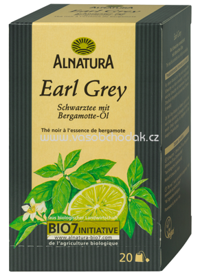 Alnatura Earl Grey 35 g